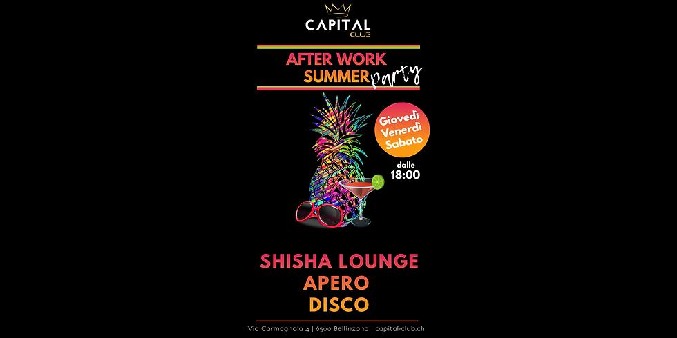 Inaugurazione Shisha&Apero Lounge