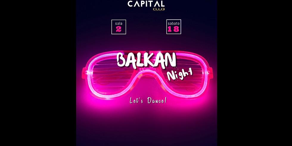 Balkan NIGHT (sala 2)
