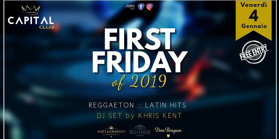 First Friday of 2019