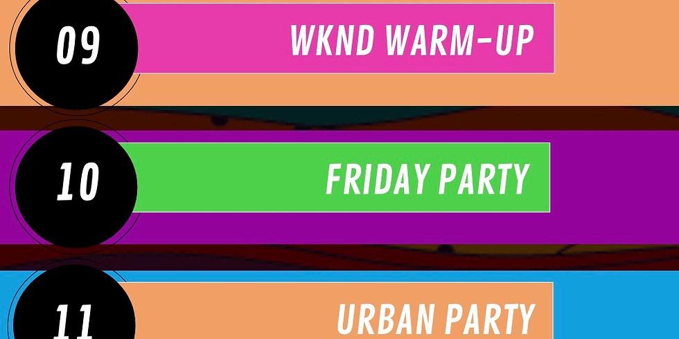 WKND WARM-UP