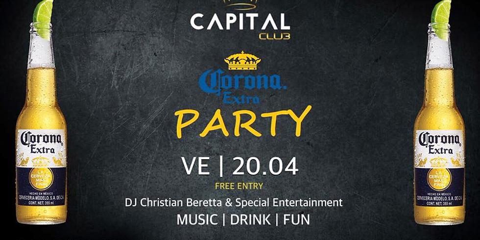 CORONA EXTRA PARTY