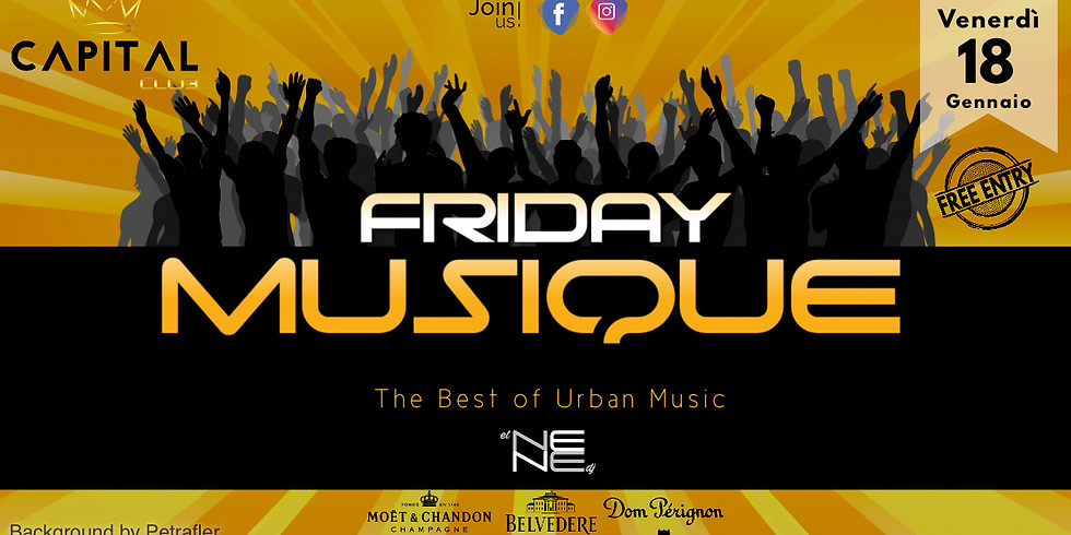 Friday Musique :: The Best of Urban Music