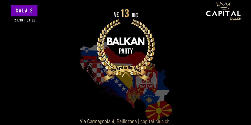 Balkan party (SALA2)