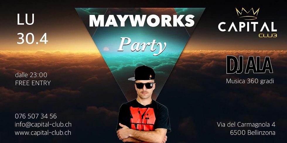 MAYWORKS PARTY
