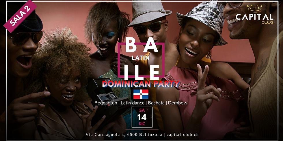 Baile Latin Dominican Party (SALA2)