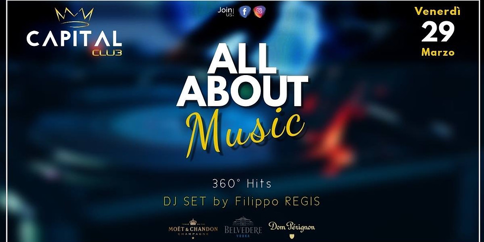 ALL ABOUT MUSIC 360° Hits