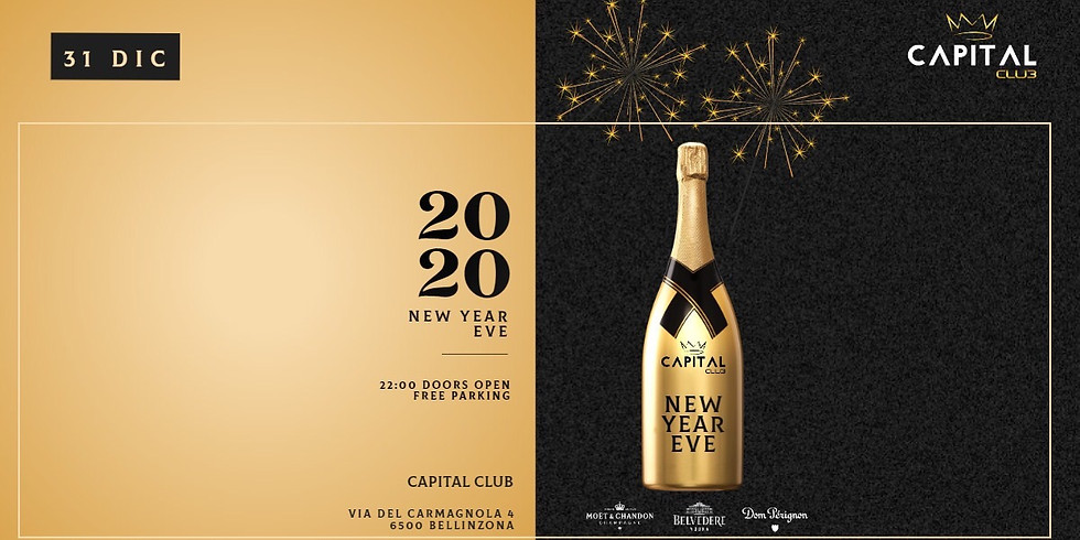 New Year Eve // 2020