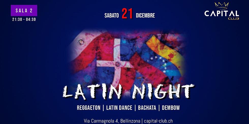Latin Night (SALA2)
