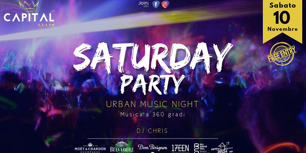 Satyrday Party / Urban Music Night