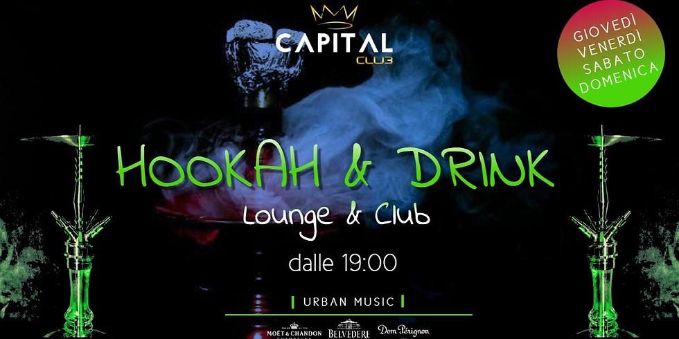 HOOKAH&DRINK