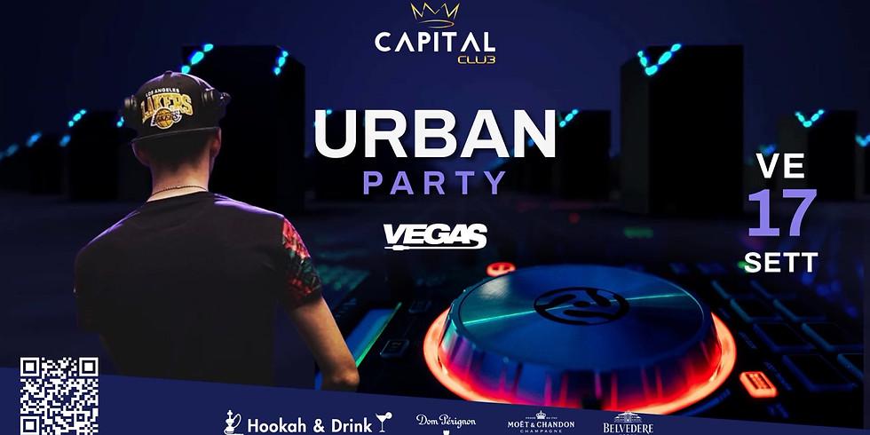 URBAN PARTY @ Capital Club