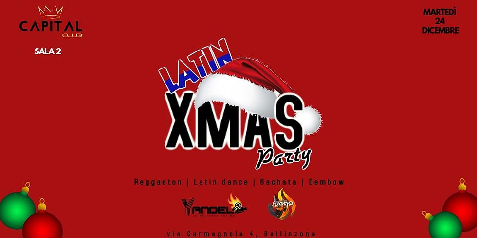 Latin XMAS Party