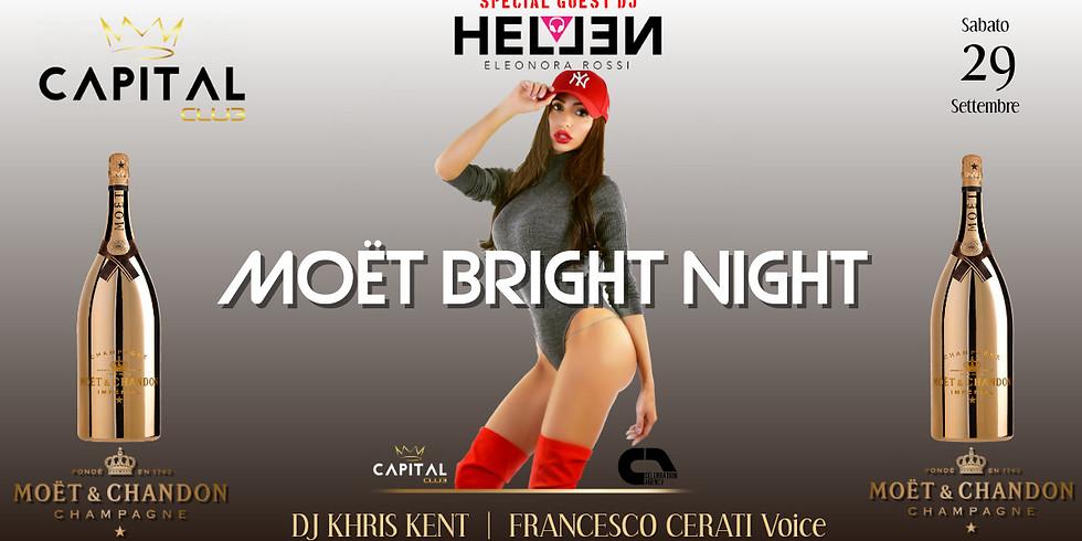 Moët Bright Night
