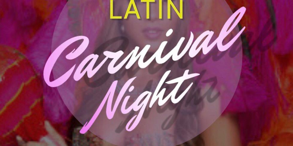 Latin Carnival Night
