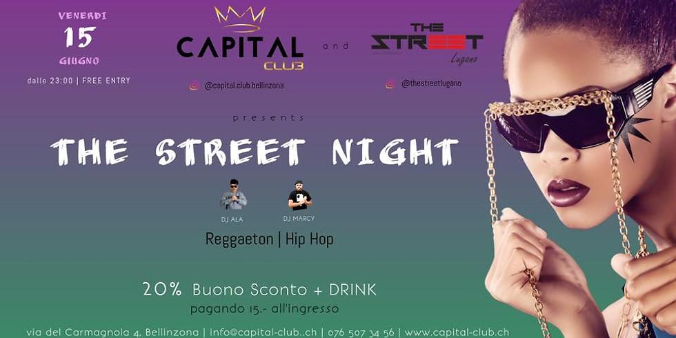 THE STREET NIGHT