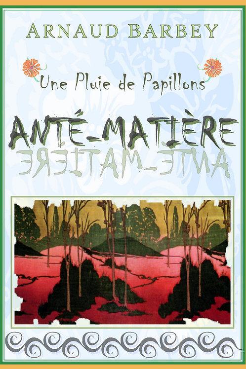 POÉSIES - UNE PLUIE DE PAPILLONS - Arnaud Barbey