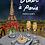 Thumbnail: LIVRE BILINGUE - DINER À PARIS - FRANCE DUBIN