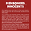 Thumbnail: MENSONGES INNOCENTS
