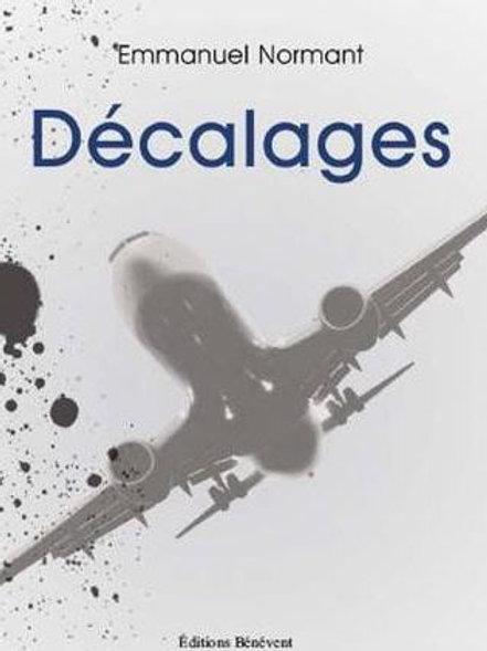 DÉCALAGES - EMMANUEL NORMANT