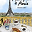 Thumbnail: LIVRE BILINGUE - PETIT DEJEUNER À PARIS - FRANCE DUBIN