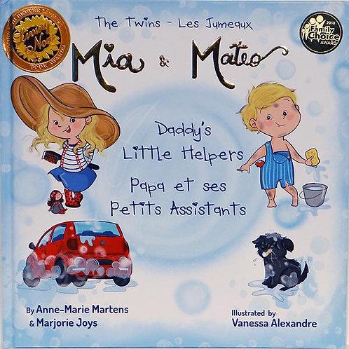 MIA & MATEO - A.M Martens & M. Joys