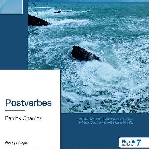 POSTVERBES - Patrick Charriez