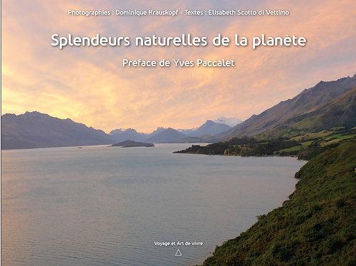 SPLENDEURS NATURELLES DE LA PLANÈTE - Beau Livre - DOMINIQUE KRAUSKOPF