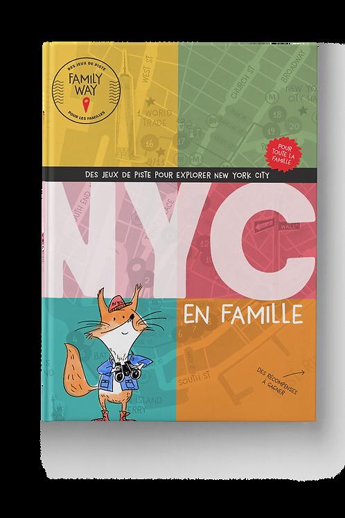 NYC EN FAMILLE - RAPHAELLE GRELIER