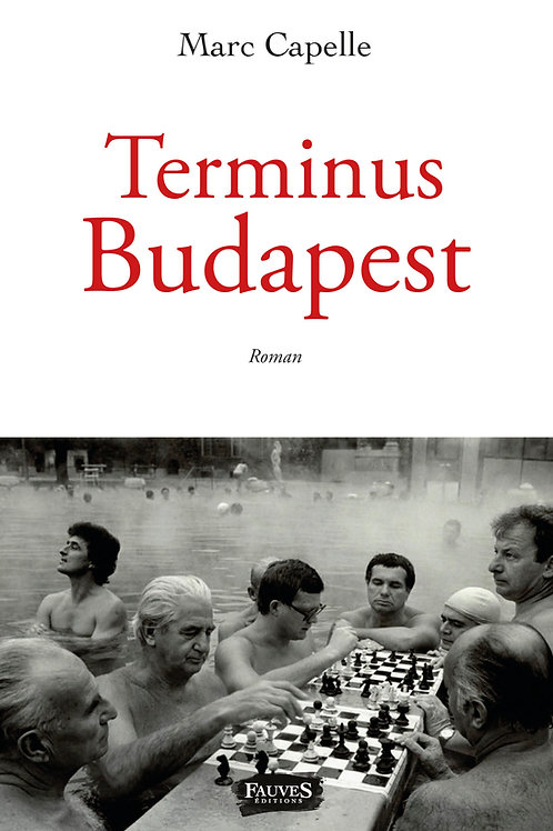 TERMINUS BUDAPEST - Marc Capelle