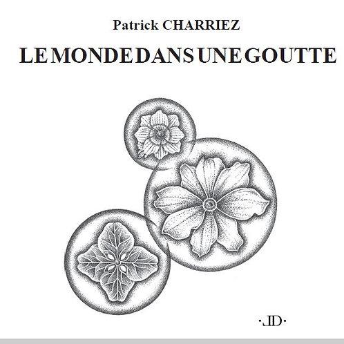 LE MONDE DANS UNE GOUTTE - Patrick Charriez