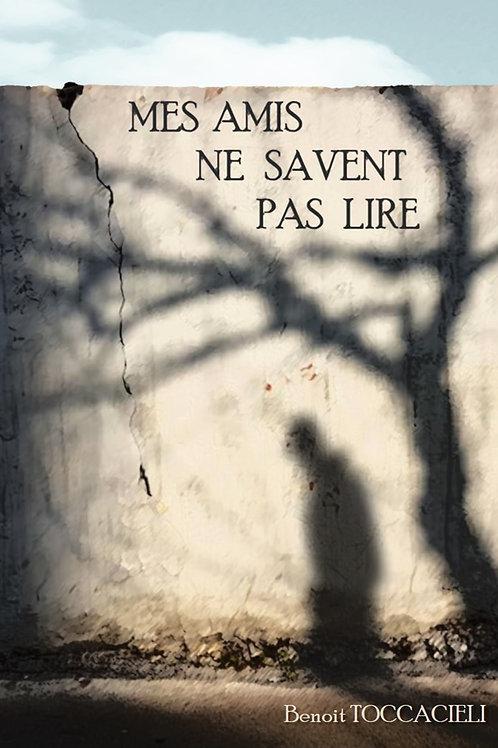 MES AMIS NE SAVENT PAS LIRE - Benoit Toccacieli