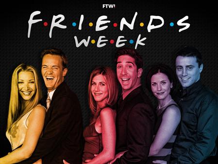 FRIENDS, THE BOTOX RÉUNION
