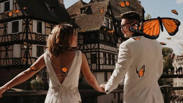 Wedding Strasbourg France