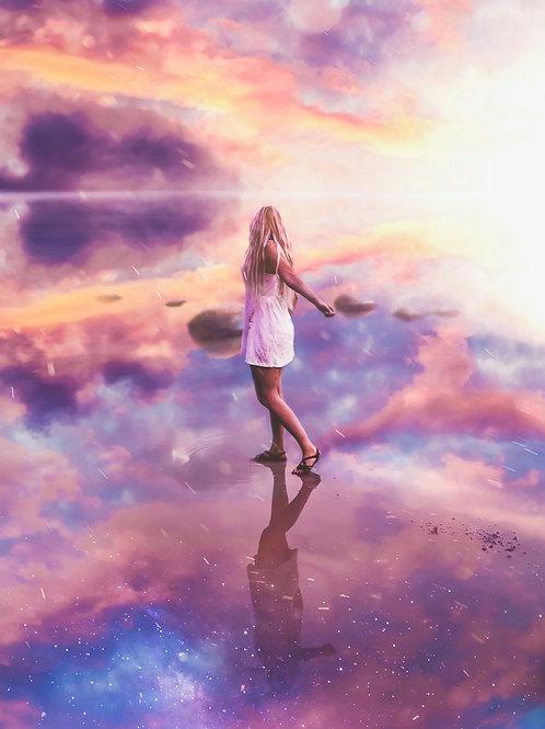 Walking on Sky