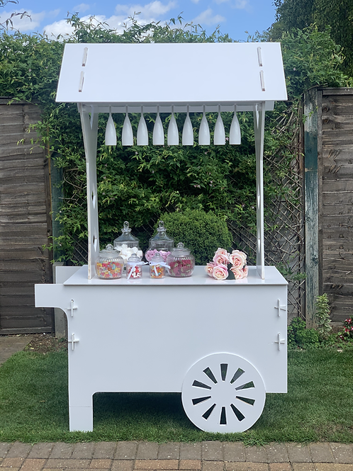 Sweet Cart Hire (with supplied sweets)