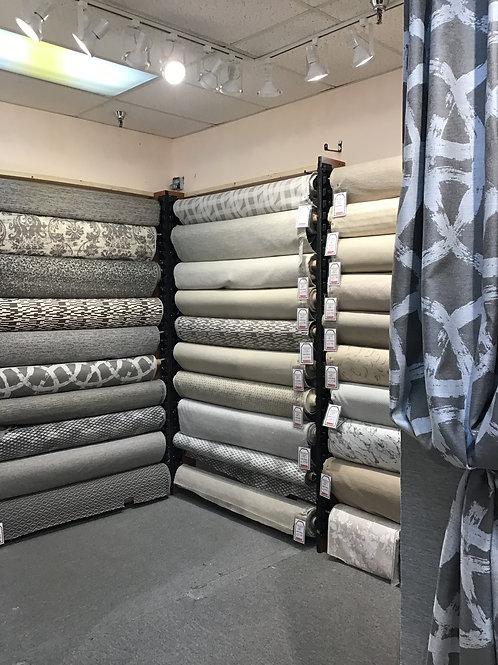 Assorted Earth Tone Fabrics