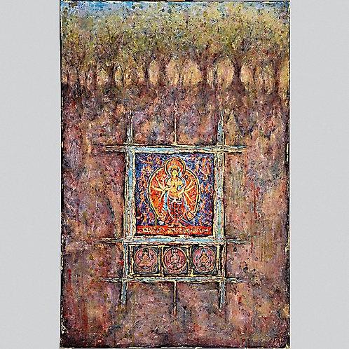 Tara as Prajnaparamita