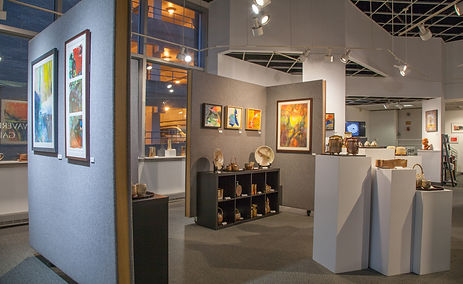 Indoor Image of Gallery