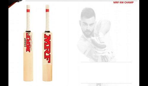 MRF KW champ bat