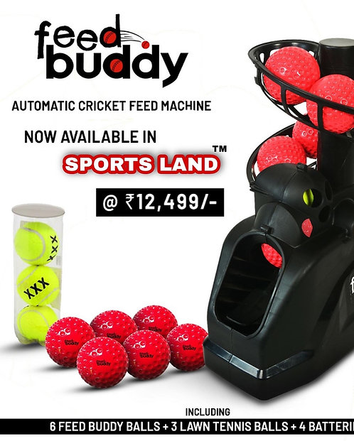 Feed buddy automatic machine