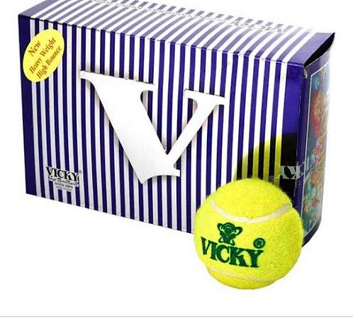 Vicky tennis ball