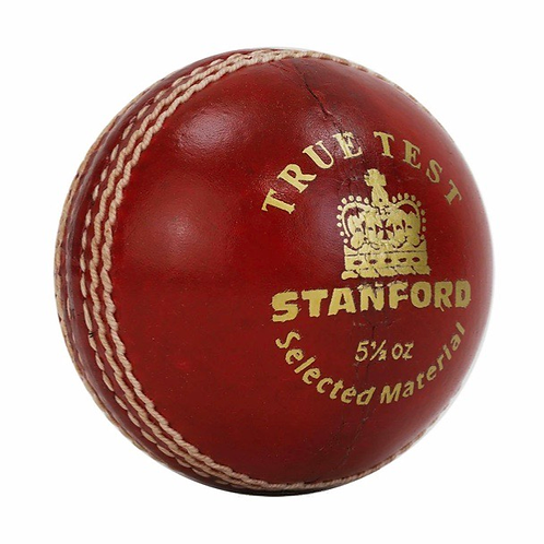 TRUE TEST LEATHER BALL