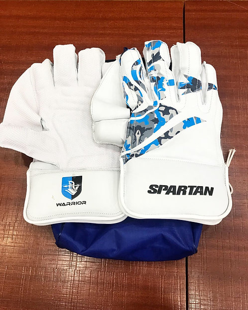Spartan keeping gloves