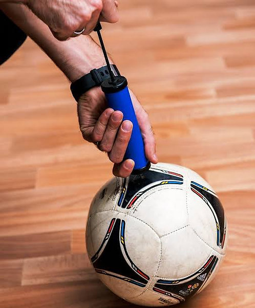 Football hand pump