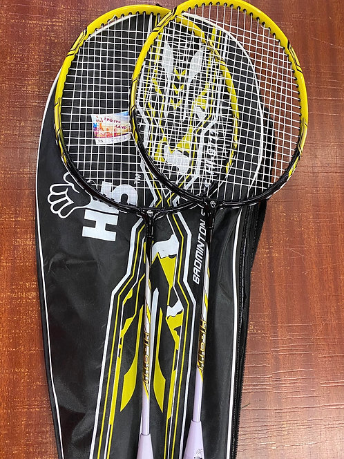 Hi 5 badminton rackets ( pair )