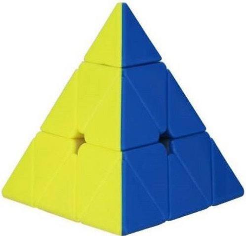 Triangular cube
