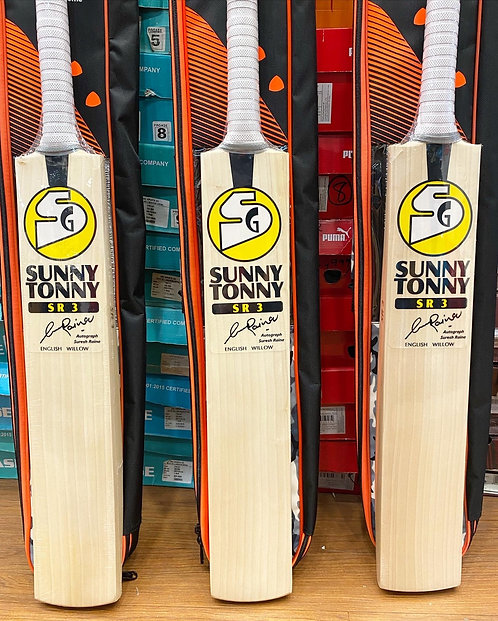 SG SR3 ENGLISH WILLOW CRICKET BAT