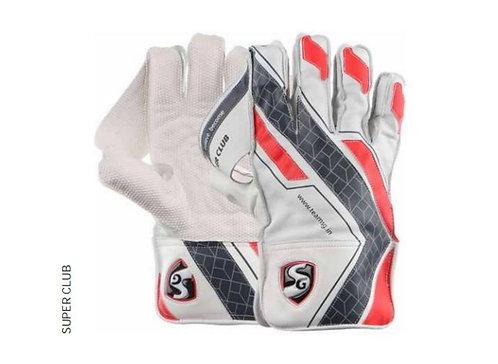 SG Super club keeping glove