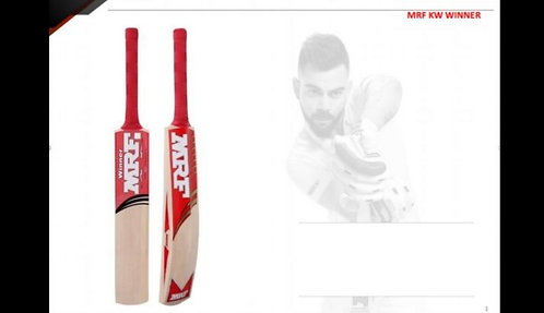 MRF kw winner bat