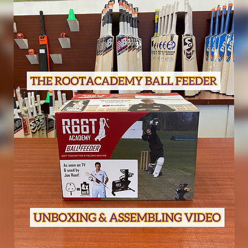 Root academy ball feeder